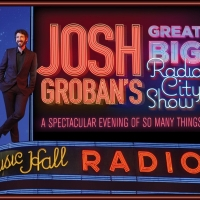 Josh Groban's April 18 Radio City Show Postponed to October 5 Photo