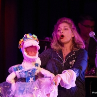 BWW Review: LESLIE AND LOLLY'S BIZARRE BRUNCH Brings Leslie Carrara-Rudolph Back to The Laurie Beechman Theatre