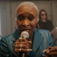 VIDEO: Cynthia Erivo Performs 'The Good' on THE LATE SHOW WITH STEPHEN COLBERT! Photo