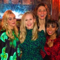 PHOTO: WAITRESS's Former Jennas Reunite On Closing Night