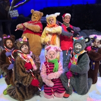 Valley Youth Theatre Opens 24th WINNIE THE POOH CHRISTMAS TAIL