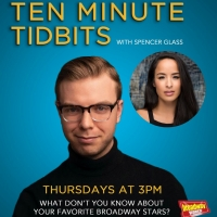 WATCH: Ten Minute Tidbits with Spencer Glass and Guest Courtney Reed! Photo