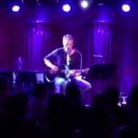 VIDEO: Adam Pascal Sings 'One Song Glory' at The Green Room 42