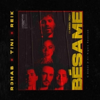R3HAB Collides With Tini & Reik For'Besame (INeed You)' Photo