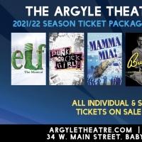 The Argyle Theatre Announces 2021-22 Season Photo