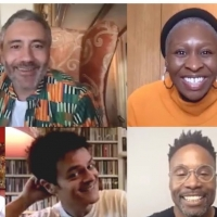 VIDEO: Billy Porter, Cynthia Erivo, and More Read JAMES AND THE GIANT PEACH