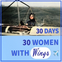 The Aviatrix Announces '30 Days: 30 Women With Wings' Social Media Campaign Photo