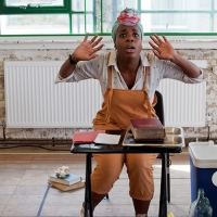 BWW Interview: Gabrielle Brooks Talks ANNA BELLA EEMA at Arcola Theatre Photo