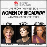 Shea's Performing Arts Center Announces LIVE FROM THE WEST SIDE: WOMEN OF BROADWAY Wi Photo