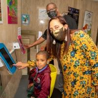"""Artscape �"""" SBA Partnership Celebrates Historic Youth Day Photo"""
