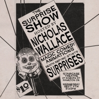 THE SURPRISE SHOW Hosted By Nicholas Wallace Hits The Staircase