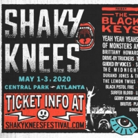 The Black Keys, The Smashing Pumpkins And The Strokes To Headline Shaky Knees Music Festival