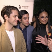 BWW TV: Stars of MOULIN ROUGE! HADESTOWN & More Celebrate Grammy Nominations! Video
