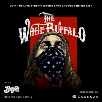 The White Buffalo Announces THE WHITE BUFFALO LIVE FROM THE BELLY UP TAVERN Photo