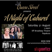 BWW Review: A NIGHT OF CABARET at Off Broadway Theatre
