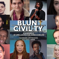 BLUNT CIVILITY Reading Starring Antwayn Hopper, Greg Lakhan, Keith Weiss and More Wil Photo