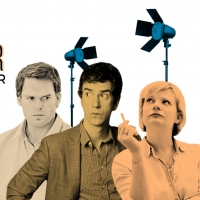 Podcast: Listen to Michael C. Hall, Martha Plimpton, and Hamish Linklater in New Play Photo