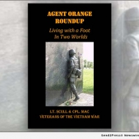 Brent MacKinnon and Sandy Scull Release New Book AGENT ORANGE ROUNDUP: LIVING WITH A  Photo