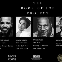 Jeffrey Wright, David Zayas, and More Lead Live Reading of THE BOOK OF JOB Photo