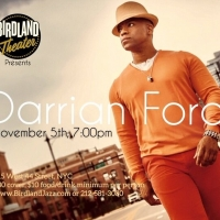 BWW Review: DARRIAN FORD Is A Joyful Entertainer At Birdland Theater Photo