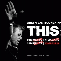 Armin van Buuren Announces New 'This Is Me' Date Following Triple Sell-Out