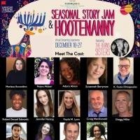 The Hangar Theatre Company Presents SEASONAL STORY JAM & HOOTENANNY Photo