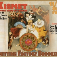 KISMET Will Come to the Knitting Factory Brooklyn Photo