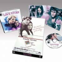 LOVE STORY 50th Anniversary Blu-ray Available Feb. 9