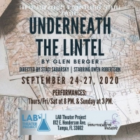 Lab Theater Project and Innovocative Theatre Co-Present UNDERNEATH THE LINTEL By Glen Photo
