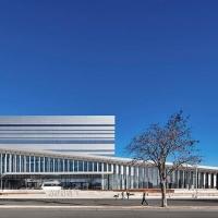 Diamond Schmitt Completes Buddy Holly Hall In Lubbock, Texas Photo