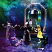 Photo Flash: Get A First Look At The Non-Replica Production of WICKED in Prague
