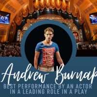 THE INHERITANCE's Andrew Burnap Wins 2020 Tony Award for Best Performance by an Actor in a Photo