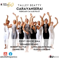 Ballet Hispánico Presents CARAVANSERAI Watch Party Photo