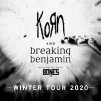 KORN And Breaking Benjamin Announce 2020 North American Tour