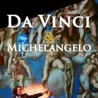 DA VINCI & MICHELANGELO Comes to St. Luke's Theatre Photo
