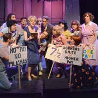 BWW Review: THE PAJAMA GAME at Palm Canyon Theatre Photo