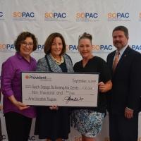 SOPAC Awarded Major Grant From The Provident Bank Foundation Photo