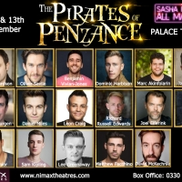 Introducing the Cast of Sasha Regan's THE PIRATES OF PENZANCE Photo
