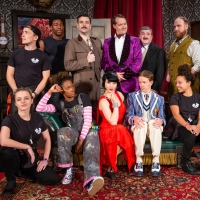 BWW Review: So Wrong, It's Right in THE PLAY THAT GOES WRONG at Clowes Memorial Hall Photo