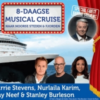 BWW TV: BARRIE STEVENS SPECIAL GUEST TIJDENS MUSICAL CRUISE  2020 Photo