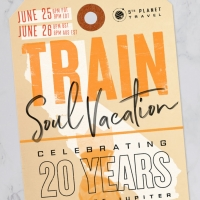 Dreamstage Announce Train's 'Soul Vacation' Livestream Photo