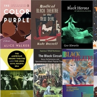 Broadway Books: 10 MORE Books on Black Theatre - Monologues, Plays, History, and More Photo