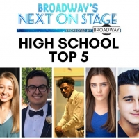 Meet Our NEXT ON STAGE High School Top 5! Photo