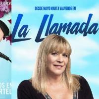 Marta Valverde se incorpora a LA LLAMADA Photo