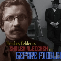 Porchlight Music Theatre Partners with Hershey Felder For the World Premiere of BEFORE FID Photo