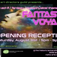 ADG Gallery 800 Presents FANTASTIC VOYAGE