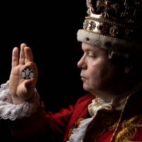 Photo Flash: The Royal Mint Partners With HAMILTON For King George III Commemorative  Photo