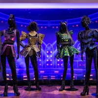 Flooding Temporarily Closes SHOWSTOPPERS! SPECTACULAR COSTUMES FROM STAGE & SCREEN Photo
