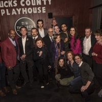 Photo Flash: Brooke Shields And More Drop By Bucks County Playhouse Benefit Readings