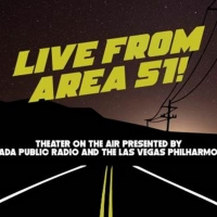 Las Vegas Philharmonic and Nevada Public Radio to Present Theater on the Air: LIVE FROM AR Photo